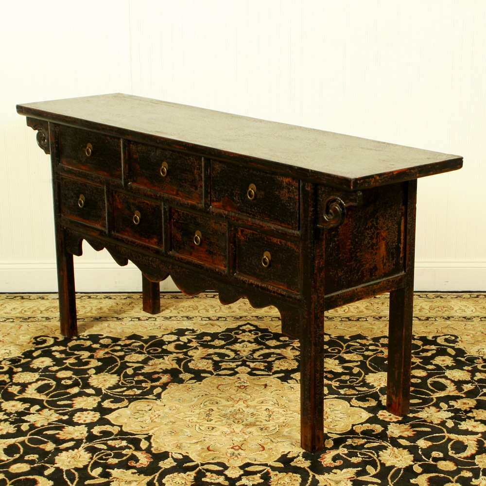 Apothecary Coffee Table For Sale