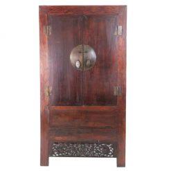 antique chinese 7 ft tall 2 door elm wardrobe wedding cabinet antique storage cabinet with doors56 cabinet